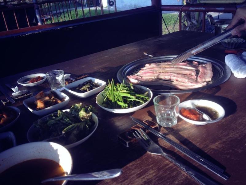 【實習生日記-Shin】Mactan CP值超高韓式燒肉餐廳