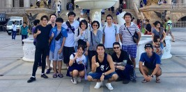 CEBU CITY TOUR - TEMPLE OF LEAH
